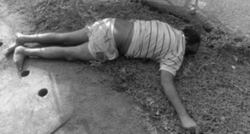 విశాఖపట్నంలో దారుణం..ఆత్మస్థైర్యం కోల్పోయిన బాధితుడు
