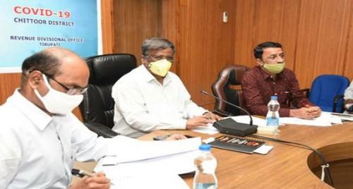 జిల్లా అధికారులు కేటాయించిన విధులు అప్రమత్తంగా నిర్వహించండి : జేసి