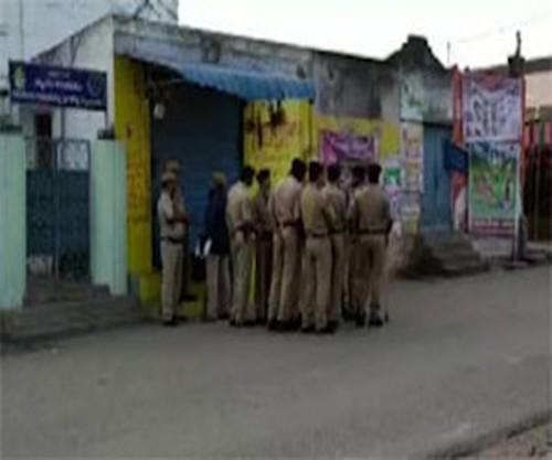 నేడు అమరావతి రాజధాని గ్రామాల్లో బంద్