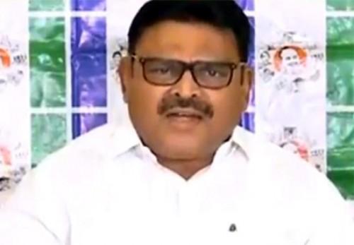 జగన్ హిందూ వ్యతిరేకి అని దుష్ప్రచారం : అంబటి