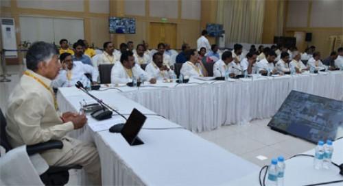 2019 ఎన్నికలకు సిద్ధంకండి: చంద్రబాబు