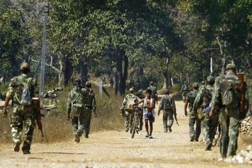 ఛత్తీస్గఢ్లో ఐదుగురు మావోయిస్టులు మృతి
