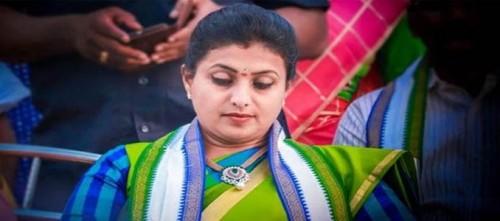 రోజాకు షాక్… నగరి మున్సిపల్ కమిషనర్ సస్పెన్షన్