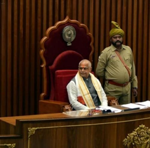 ఏపీ ఉపసభాపతి ఎన్నికకు నోటిఫికేషన్ జారీ