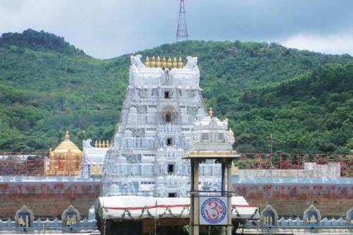 ప్రవాస భారతీయుడు భారీ విరాళం