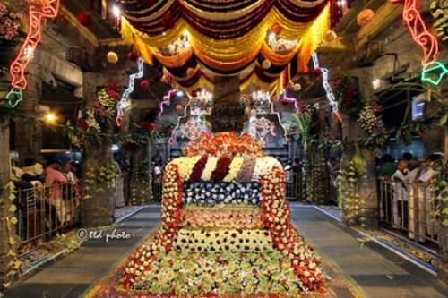 శ్రీవారి ఆలయంలో ఏప్రిల్ 5న శ్రీరామనవమి