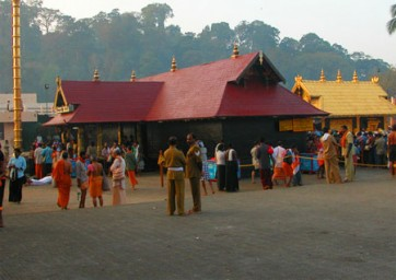 నేటి సాయంత్రం తెరచుకోనున్న అయ్యప్ప ఆలయం