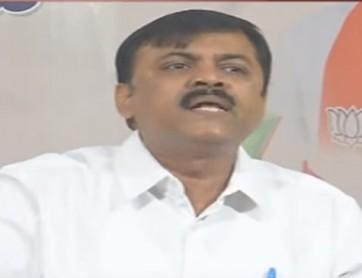 రాష్ట్ర ప్రజలకు రమేశ్ క్షమాపణ చెప్పాలి : జీవీఎల్