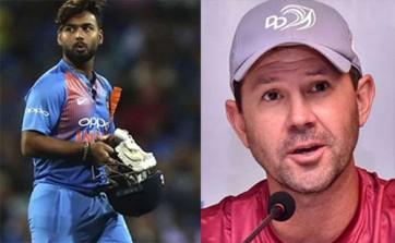 భారత ప్రపంచకప్ జట్టులో పంత్ పేరు లేకపోవడంతో ఆశ్చర్యపోయా: పాంటింగ్