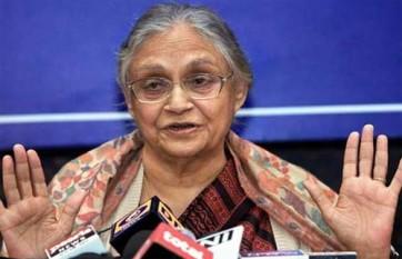 కాంగ్రెస్కు కష్టకాలం నడుస్తోంది : షీలా దీక్షిత్