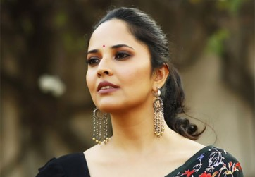 చిరూ చిత్రంలో 'అనసూయ'