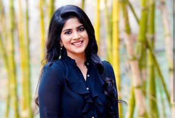 'అత్తారింటికి దారేది' తమిళ రీమేక్ లో మేఘా ఆకాష్