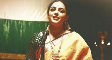 పాన్ ఇండియా ఫిల్మ్ 'గమనం'లో నిత్యా మీనన్ ఫస్ట్ లుక్ లాంచ్ చేసిన శర్వానంద్