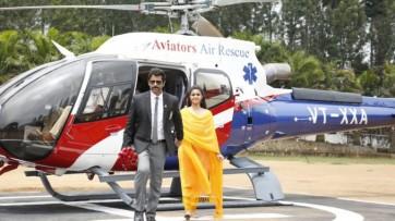 భారీ కమర్షియల్ హంగులతో 21న రాబోతోన్న విక్రమ్ 'సామి'