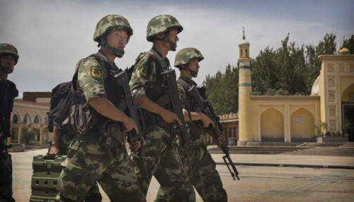 NGO reports custodial deaths, tortures in China's Xinjiang