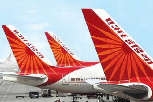 problems faced by air india