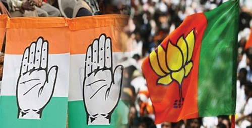 Congress :Calls 12-hour Tripura shutdown over 'BJP conspiracy'