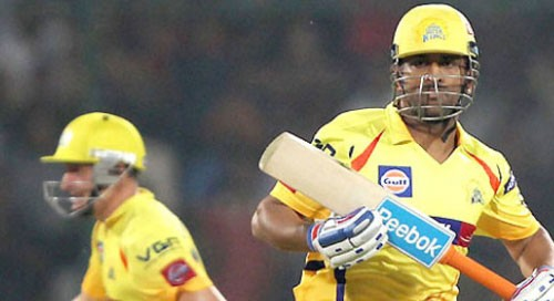 IPL: Chennai's march to top halted by Delhi's 34-run win