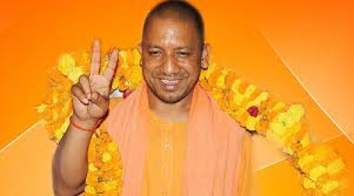 Yogi Adityanath :Greets Naidu on being named NDA nominee for VP's post