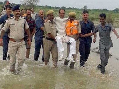 Odisha: CM seeks flood damage report in 7 days