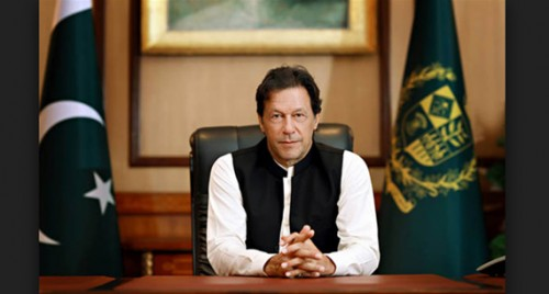 BJP has 'anti-Muslim', 'anti-Pakistan' approach: Imran Khan