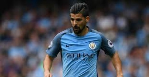 Man City forward Nolito arrives to complete Sevilla switch