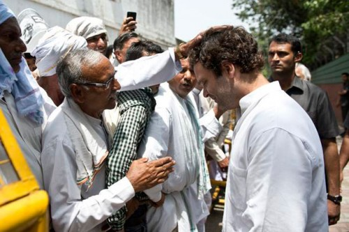 Rahul to hold farmers' rally : Rajasthan