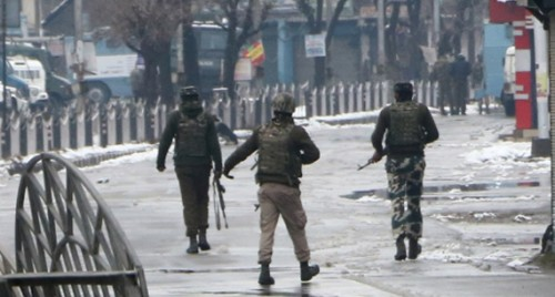 Soldier injured in Jammu and Kashmir gunfight