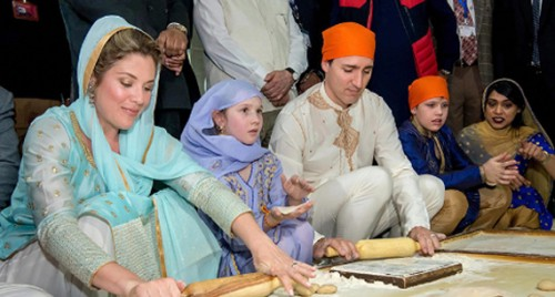 Focus on girls' nutrition for better future: Sophie Trudeau