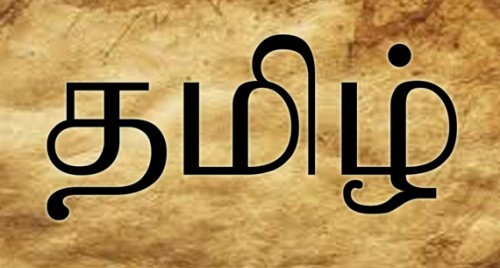 Image result for tamil language images
