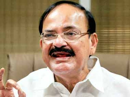 Venkaiah Naidu to be third Telugu to become Vice President :HYD