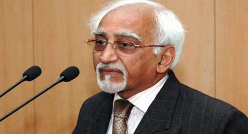India feared turning into illiberal democracy: Ansari