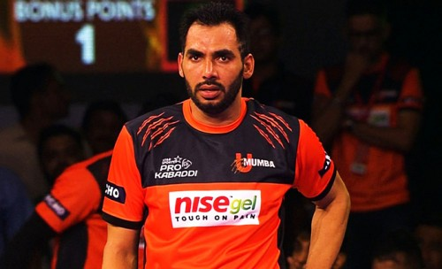 Kabaddi skipper anup kumar reveals recipe of successful captaincy thecheapjerseys