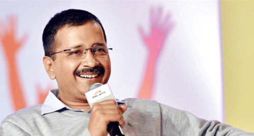 Corruption in Delhi down since AAP came to power: Arvind Kejriwal