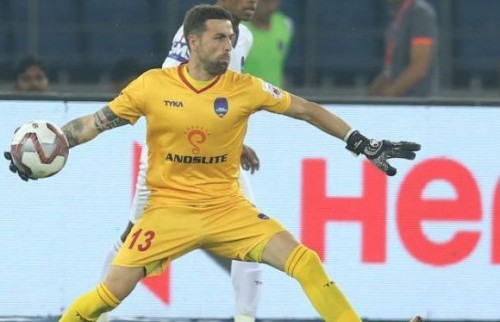 ISL: Dorronsoro keeps Chennaiyin at bay