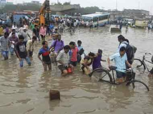 Help of Army, IAF sought on Bihar flood