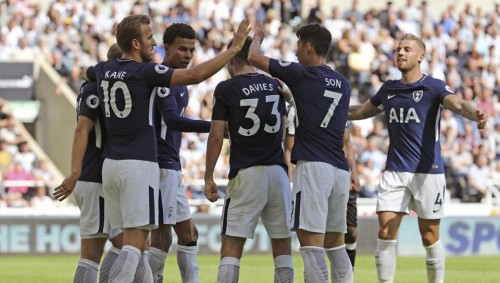Tottenham kick off EPL season with 2-0 win