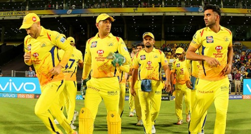 CSK are favourites to win IPL crown