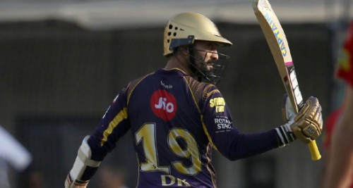 Narine, Karthik help KKR post mammoth 245/6 against Punjab