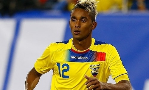 Ecuador Forward Martinez Joins Barcelona Sc
