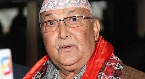 Nepal's PM to visit China on June 19