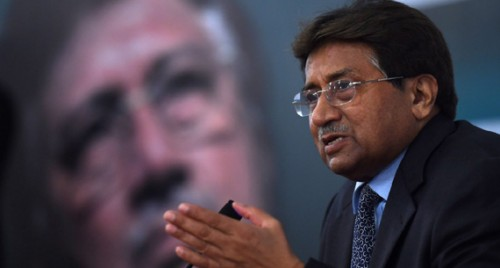 JeM was used by intelligence to target India in my time: Musharraf