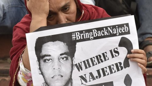 CBI seeks more time to investigate missing JNU student's case: Delhi HC