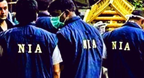 NIA raids J&K businessman in terror case