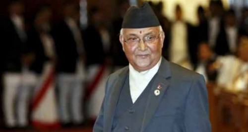 Nepal's PM to visit China next week