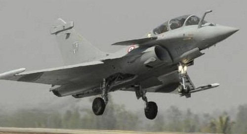 Break-in attempt reported at IAF's Rafale project office in France