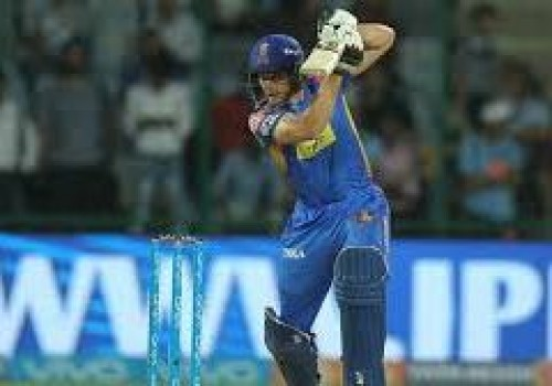 Buttler guides Rajasthan to seven-wicket victory over Mumbai