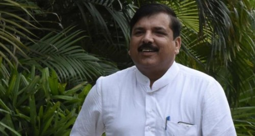 AAP MP seeks to meet President, brief him on Delhi situation