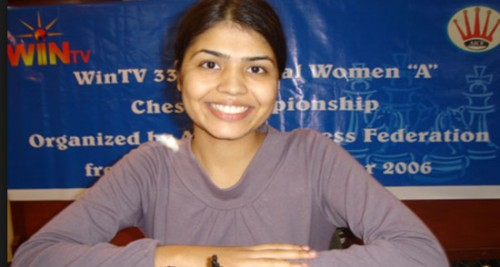 Indian chess body respects Soumya's decision over headscarf