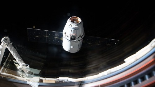 SpaceX Dragon spacecraft to return with key NASA cargo